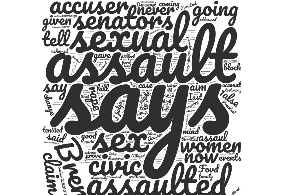 When media, politics and sexual violence collide